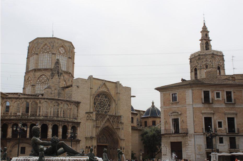 Plaza la Virgen