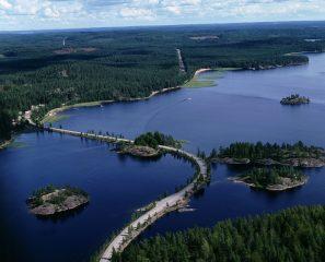 Dé hotspots in het zuiden van Finland