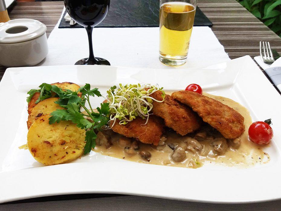 Eten in Barnau