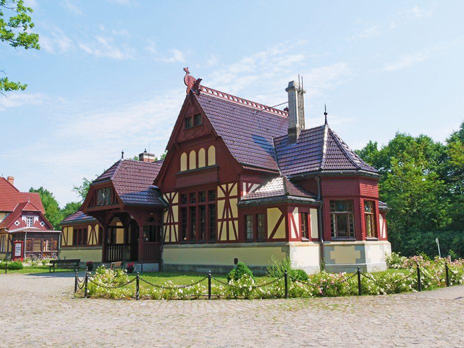 Kaiserbahnhof Joachimsthal