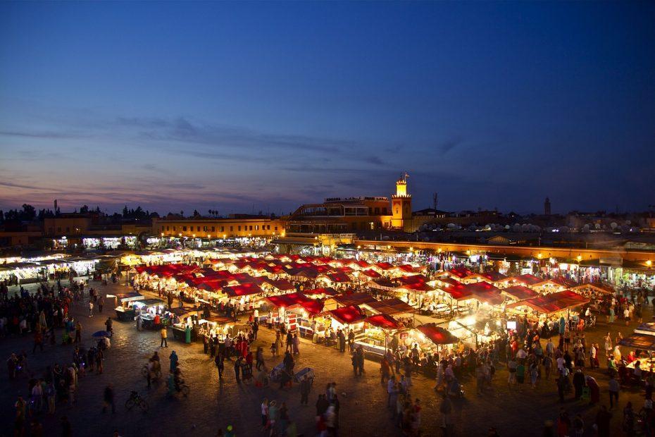 Ontdek Marrakech