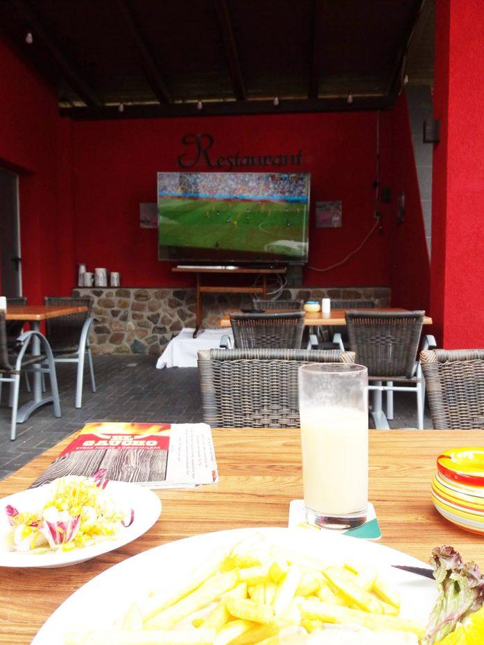 WK voetbal kijken