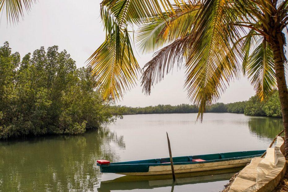 Makasutu National Park, Gambia