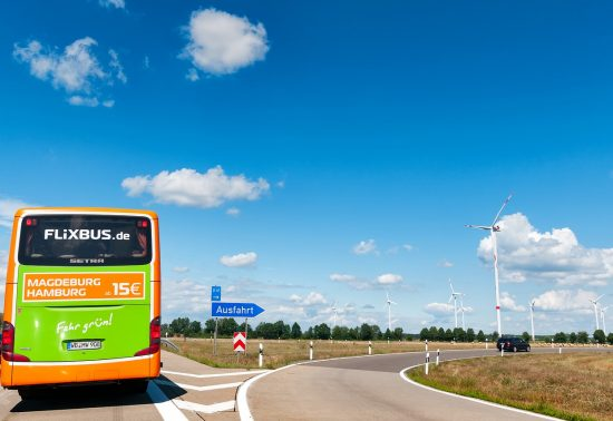5 voordelen van de Flixbus