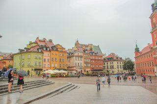 Stedentrip Warschau