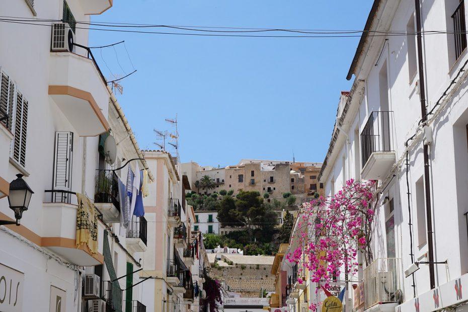 Bezoek Eivissa