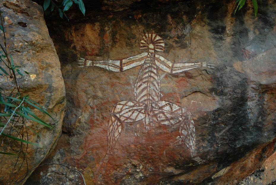 Kakadu National Park: rotsschilderingen van Aboriginials