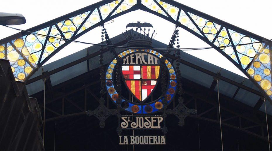 Doen in Barcelona: Mercat de la Boqueria (Markthal in Barcelona)