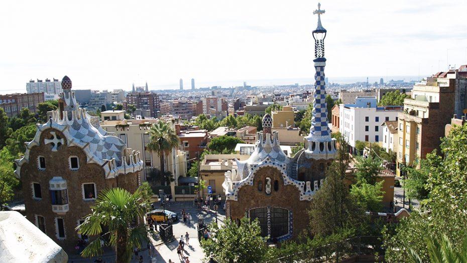 Doen in Barcelona: Park Güell