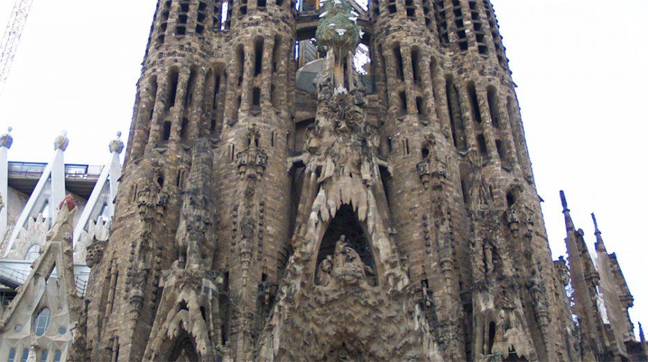 Doen in Barcelona: Sagrada Familia