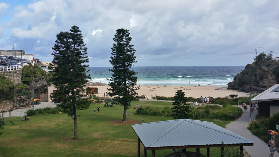 Tussen Bondi Beach en Coogee Beach vind je diverse idyllische strandjes