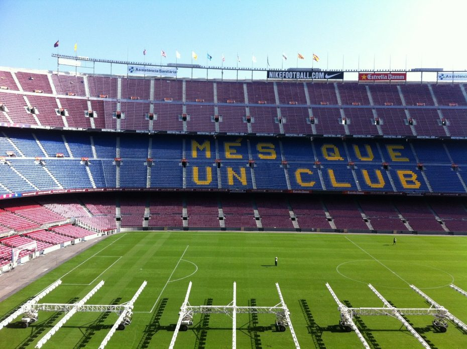 Doen in Barcelona: Camp Nou Experience tour