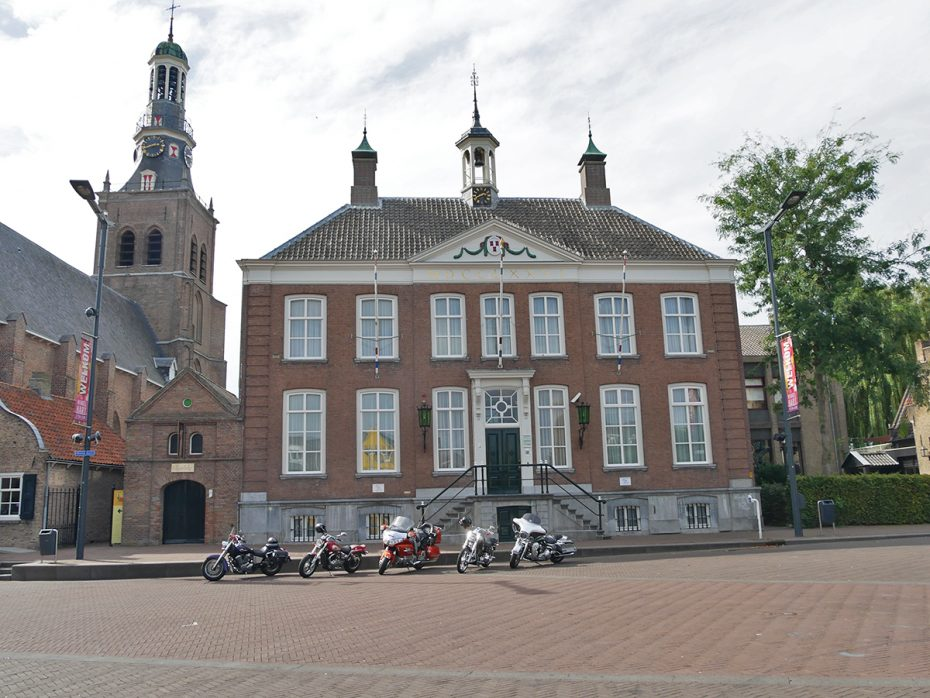 Van Gogh tour: Van Gogh Kerkje in Etten-Leur