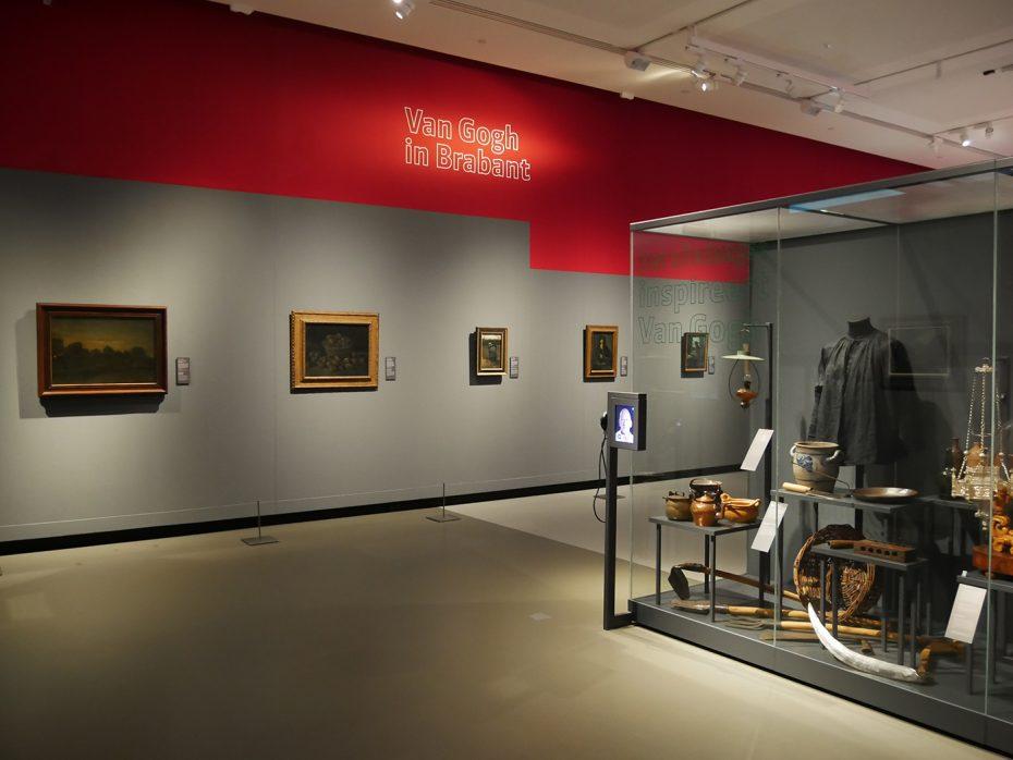 Van Gogh tour: Het Noordbrabants Museum