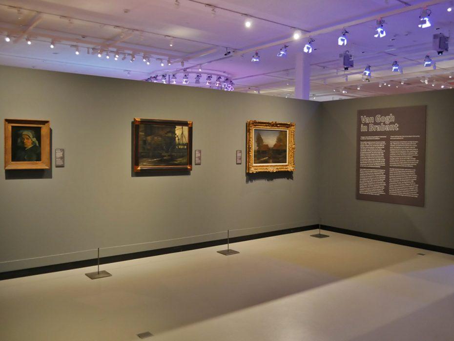 Van Gogh in het Noordbrabants Museum