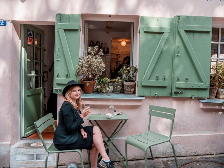 Milou in Parijs