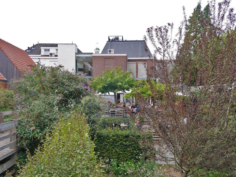 Tuin Van Gogh Huis in Zundert