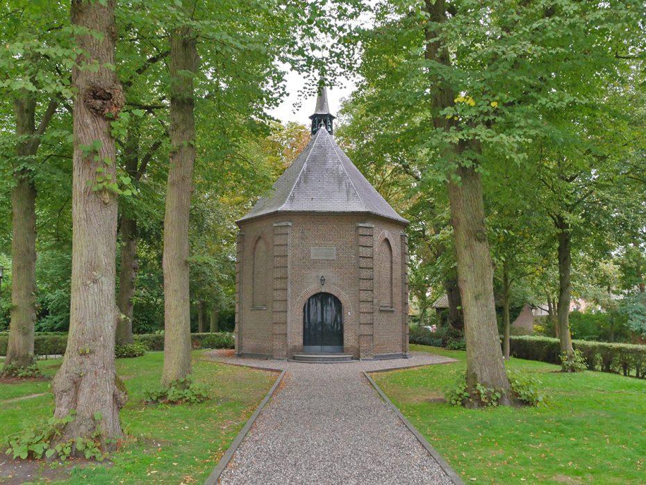Van Gogh Kerkje in Nuenen, Van Gogh Village