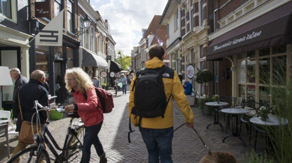 Slenteren door Leeuwarden