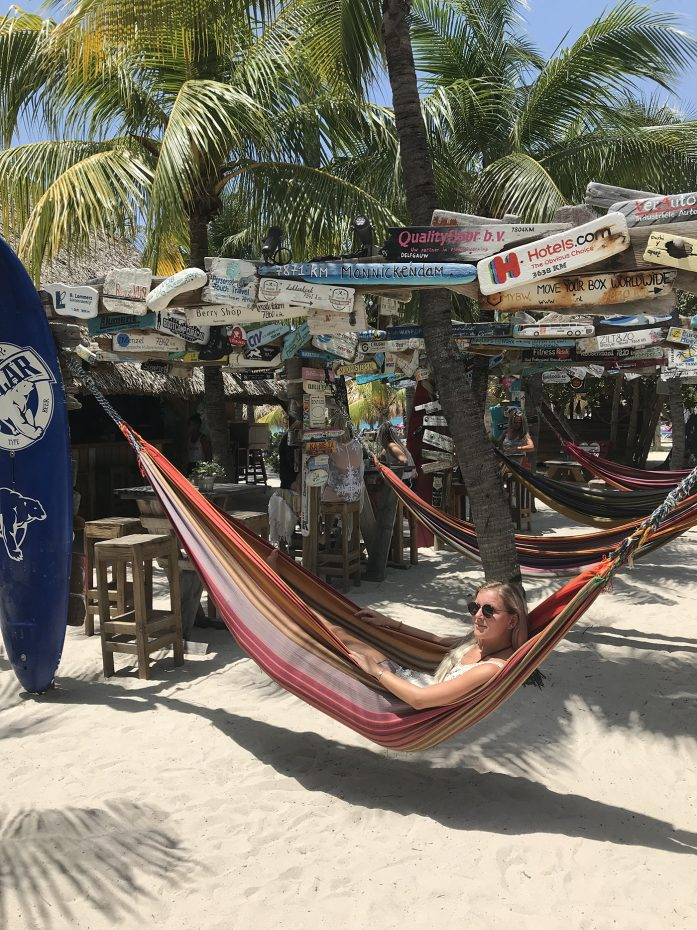 Chillen bij Chill - De verborgen parels van Curaçao