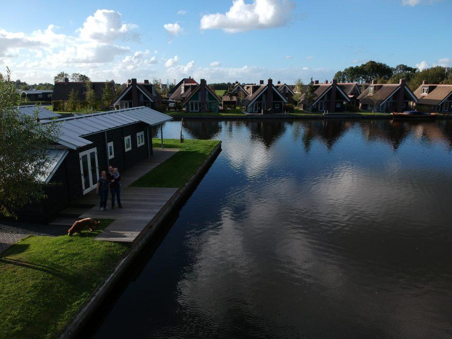 Waterpark Terkaple in Friesland