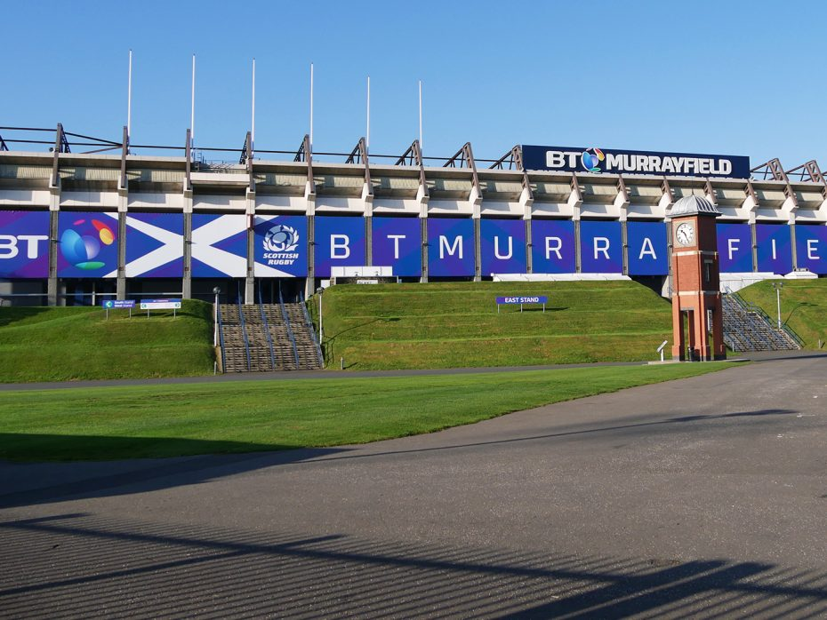Murrayfield Stadium - Stedentrip Edinburgh