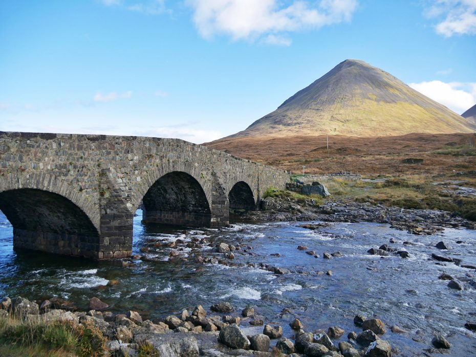 Prachtige oude brug