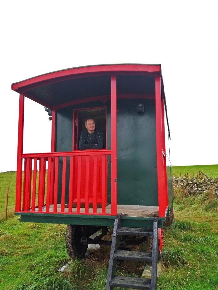De Harvest Hut (Pipo wagen)