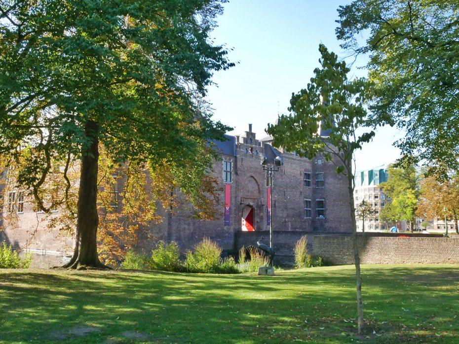 Het kasteel van Helmond, tevens ook museum