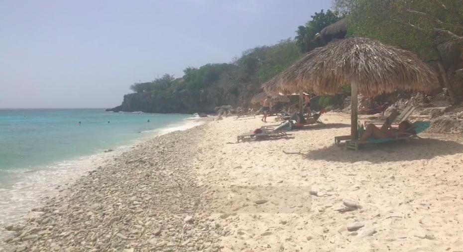 Playa Kalki - De verborgen parels van Curaçao