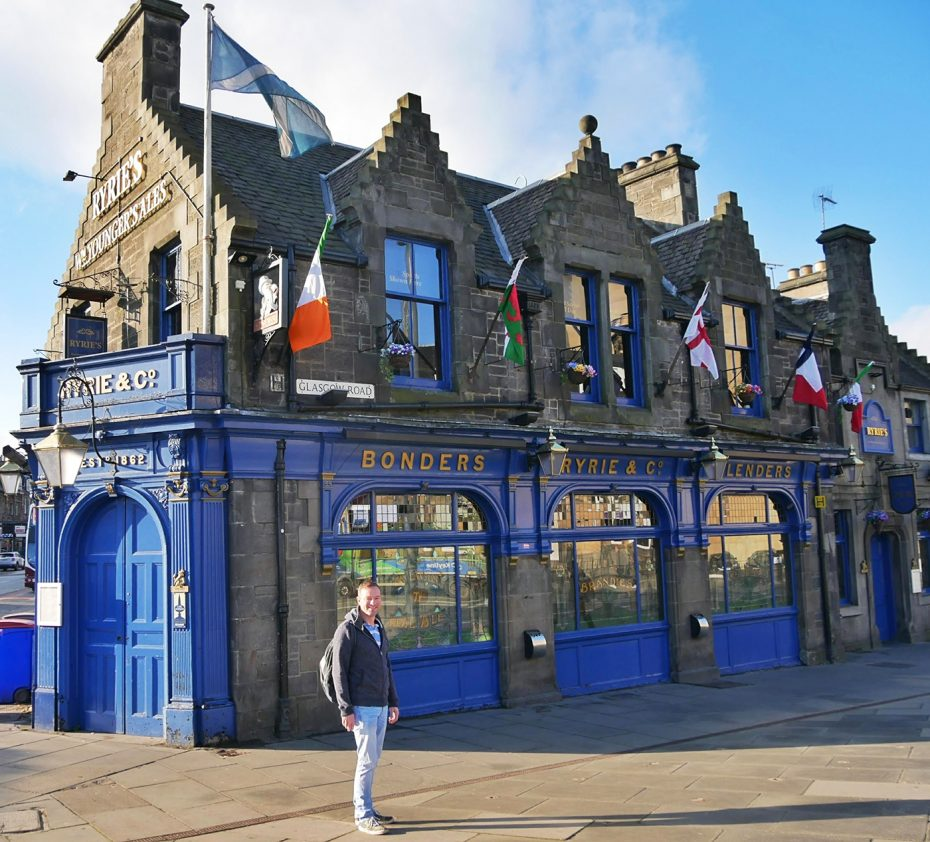 Ryries Bar Edinburgh