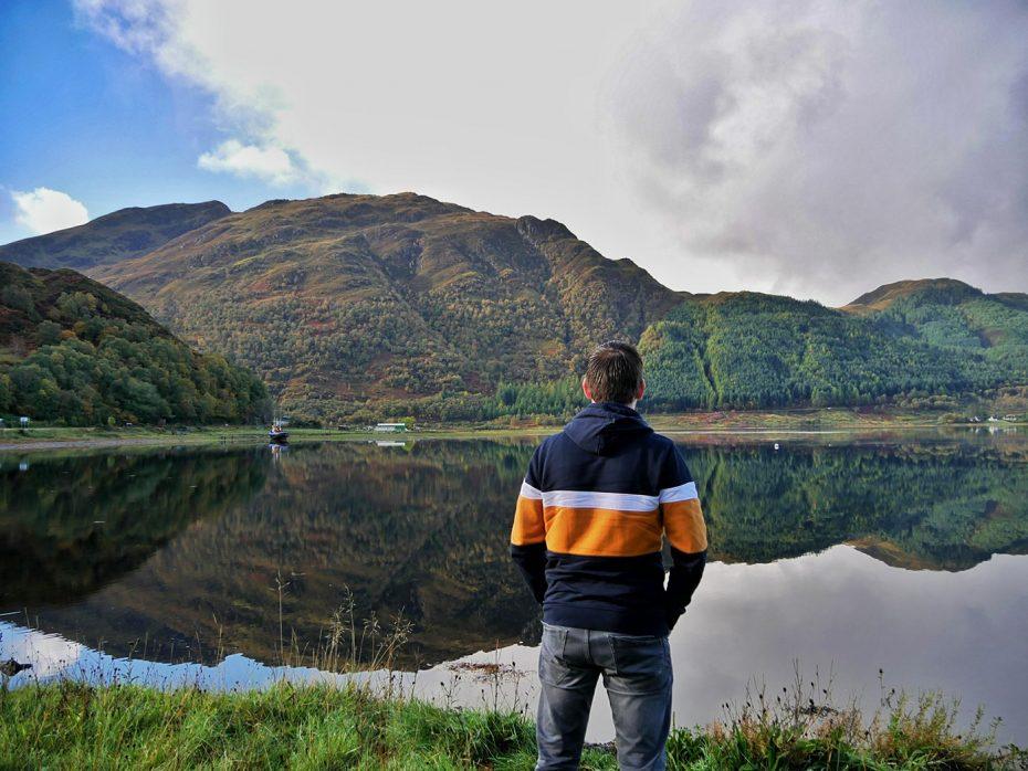 Typisch Schots meer
