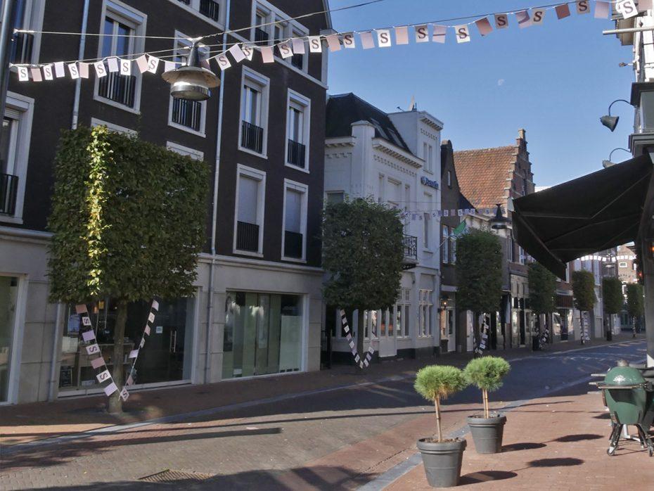 Gezellig straatje in Helmond