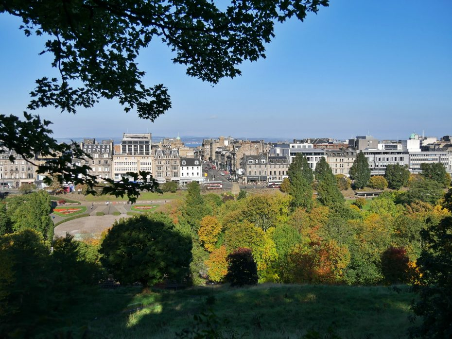 The New Town, Edinburgh
