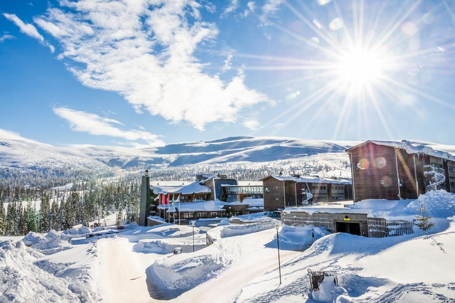 Lodges in Trysil