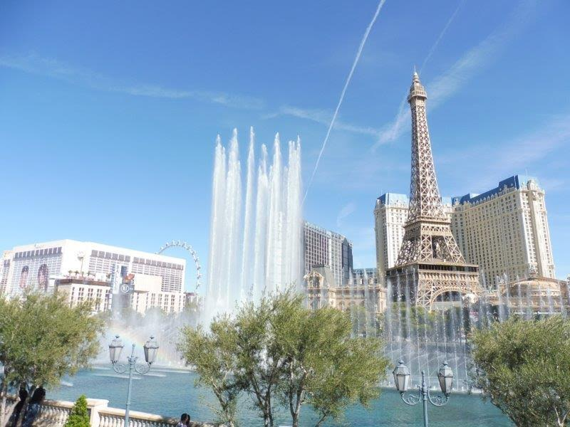 Eiffel Tower, The Strip Las Vegas