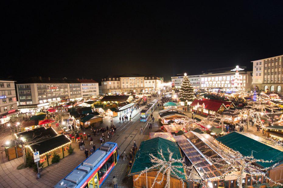 Maerchenweihnachtsmarkt, Kassel