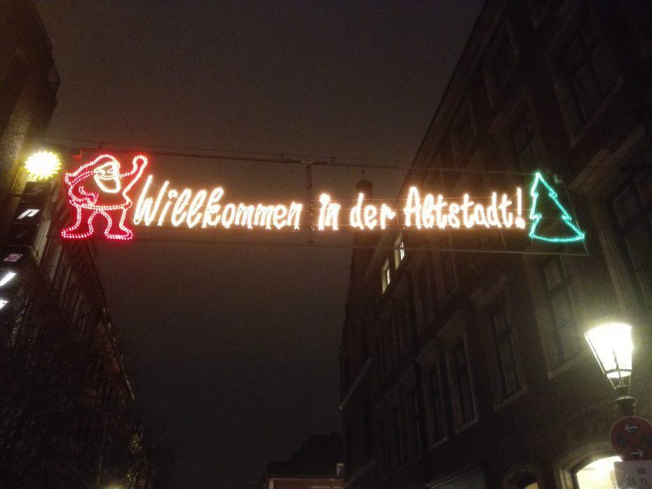 In Düsseldorf ben je meer dan welkom