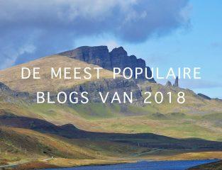 De meest populaire blogs van 2018
