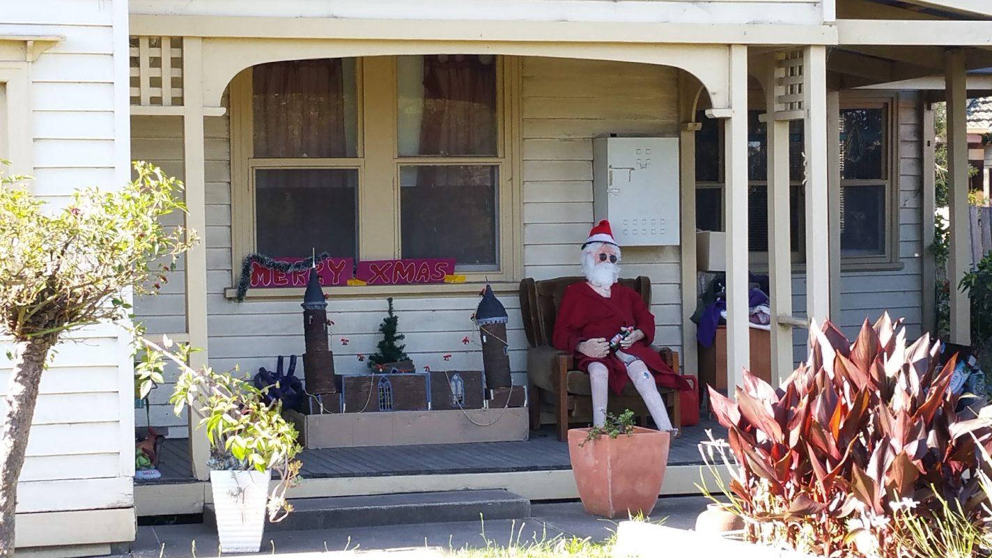 Kerst in Bairnsdale