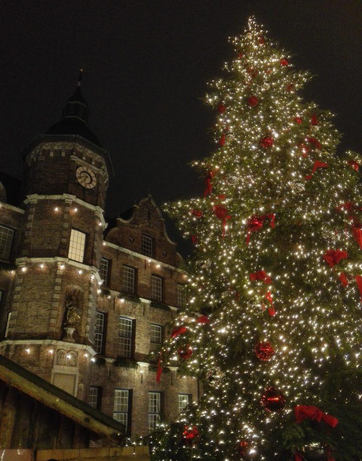 Prachtige kerstboom!
