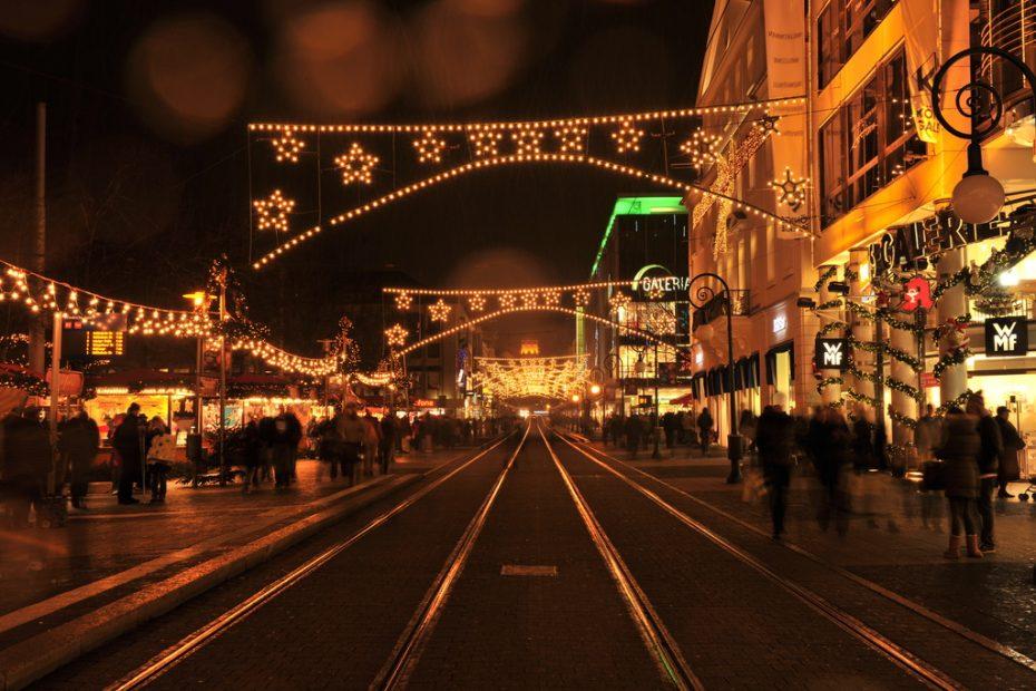 Kassel in kerstsfeer