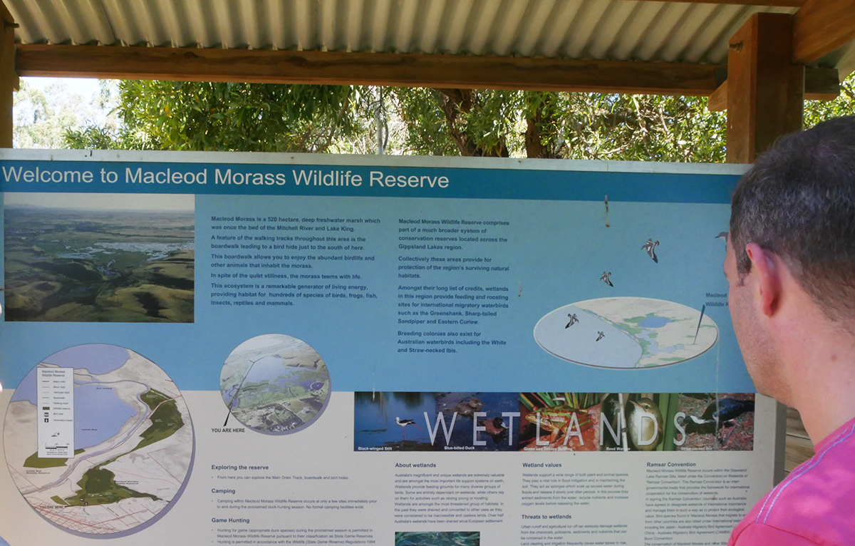 Macleod Morass Wildlife Reserve
