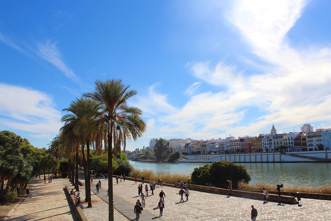 Fietsen in Sevilla - De leukste fietssteden in Europa