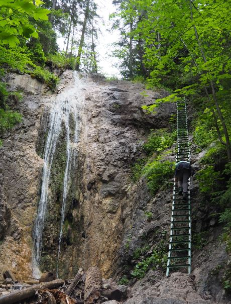 Slowaaks Paradijs, aanrader voor hikers (Tatragebergte Slowakije)