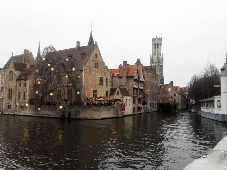 Brugge in België - Stedentrip Brugge