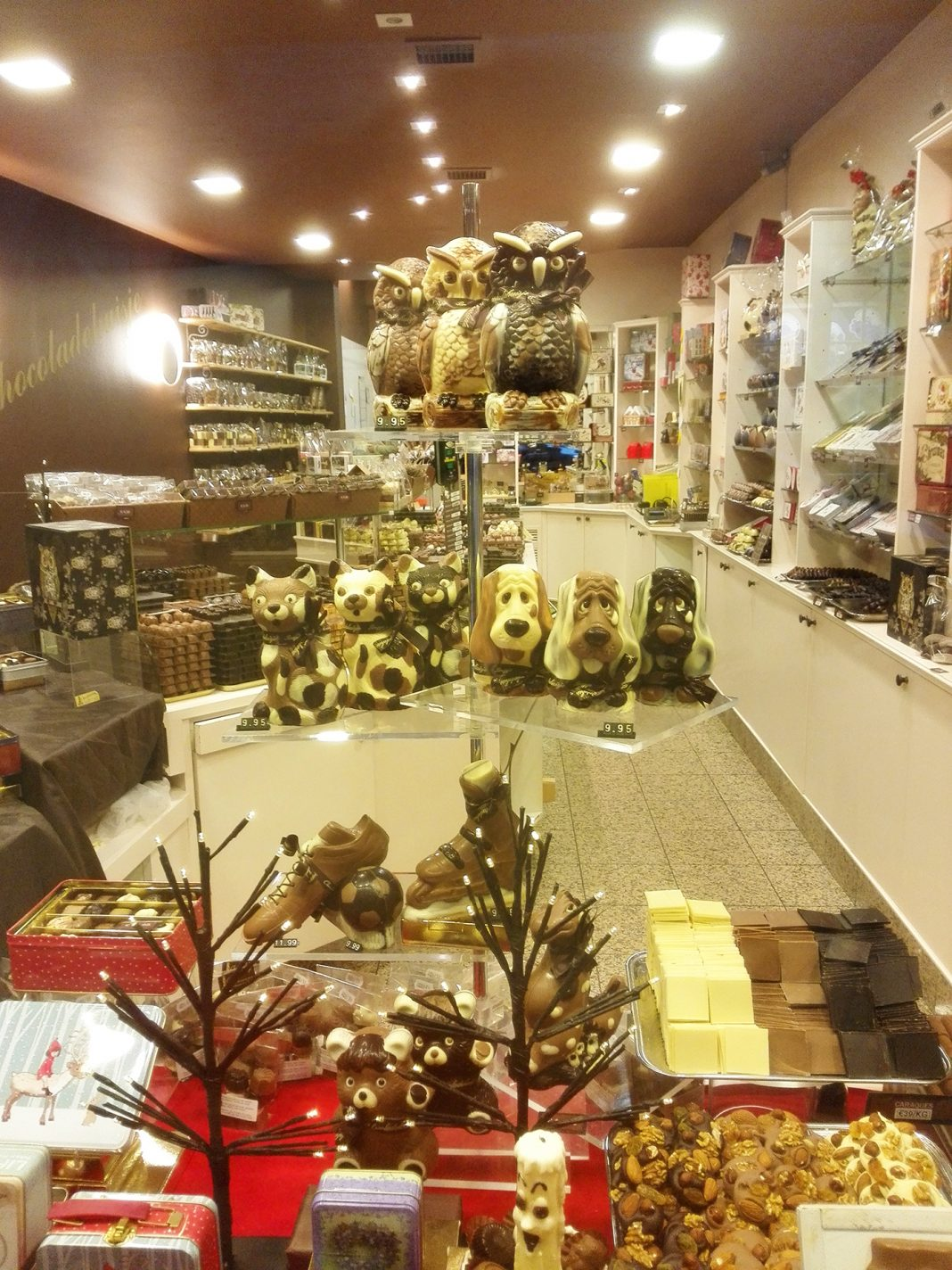 Chocolatier in Brugge, geniet van de lekkerste chocolade