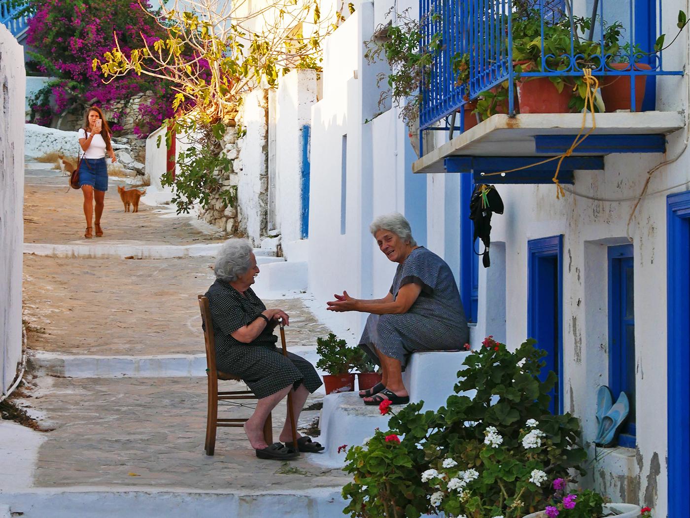 Grieken zijn misschien wel de meest gastvrije mensen op aarde!