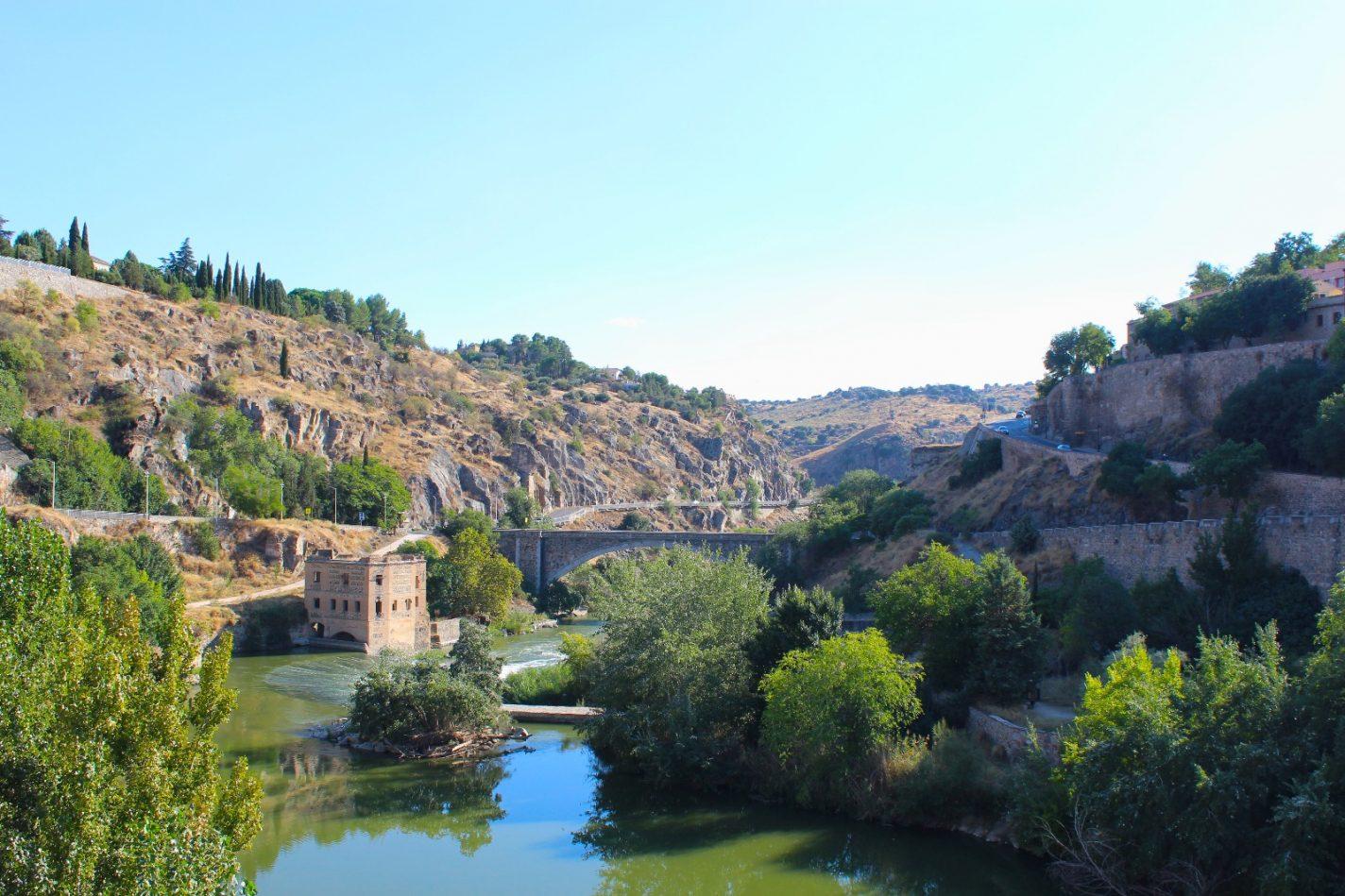Heuvelachtig Toledo