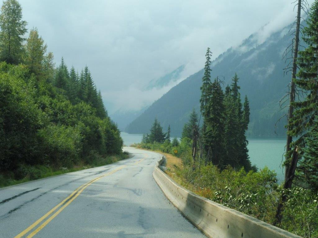 Adembenemende landschappen, tijdens onze campertrip door Canada!